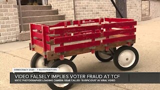 How a WXYZ wagon sparked false election fraud claims in Detroit