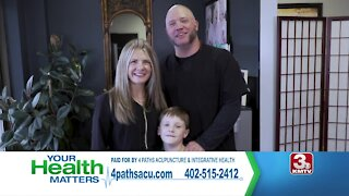Your Health Matters Medical Minute | 4 Paths Acupuncture
