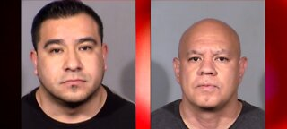 Vegas officer, brother-in-law facing drug trafficking charges