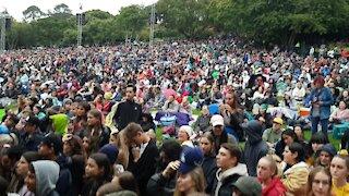 SOUTH AFRICA - Cape Town - Matthew Mole performs at Kirstenbosch Summer Sunset Concerts (Video) (ChP)