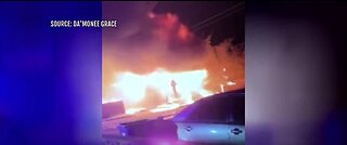 UPDATE: Neighbors say North Las Vegas home has history of fires