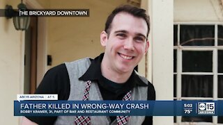 Bobby Kramer killed in wrong-way crash