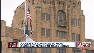 Douglas County continues to make changes as number of COVID cases grow