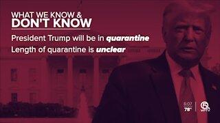 Trump Covid-19 diagnosis impacted the campaign