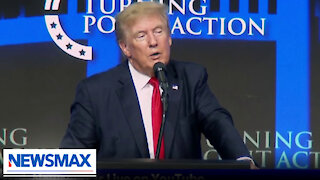 Trump: We want to restore the Southern Border