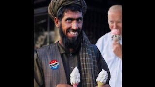 Biden says nothing about Afghanistan