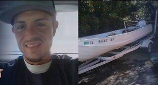 Missing boater found safe