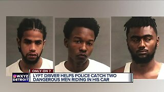 Local Lyft driver has wife call police after alleged drug deal with armed occupants