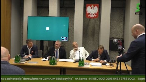 """Operacja """"Trwała Odporność"""" - 27.07.2021 r. - Parlamentarny Zespół d/s. Bezpieczeństwa Szczepień"""
