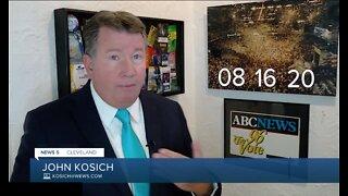 John Kosich's Democracy 2020: August 16, 2020