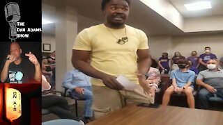 Black Father Obliterates Critical Race Theory At An Illinois School Board Meeting