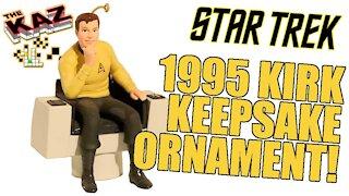 1995 Captain Kirk Hallmark Keepsake Ornament