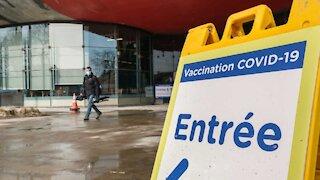 Vaccin COVID-19: L'âge minimum pour les rendez-vous a baissé dans ces 2 régions du Québec