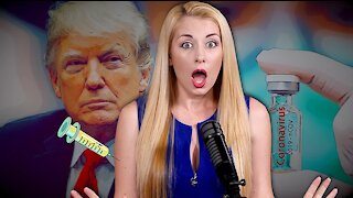Trump Never Pushed A Mandatory COVID19 Vaccination [Millennial Millie mirror]