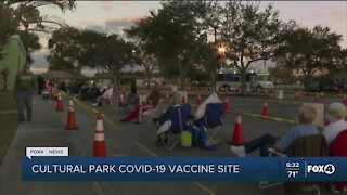 Cape Coral COVID vaccines