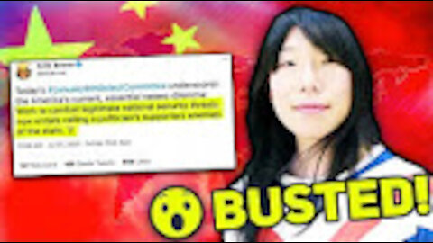 BREAKING: New York Times Reporter Exposed as Chinese Communist Party Operative 😮