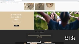 New online yoga community giving back