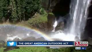 Nebraska lawmakers praise the Great American Outdoors Act