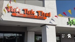 Opening a business in Tucson during a pandemic