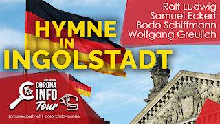 Highlight - Die Nationalhymne - Ingolstadt