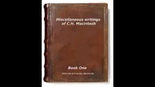 Miscellaneous Writings by CHM Book 1 Regeneration What is it Audio Book