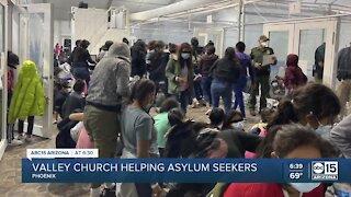 Valley church helping asylum seekers