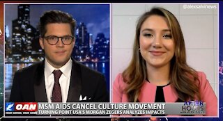 After Hours - OANN Aid to Cancel Culture with Morgan Zegers