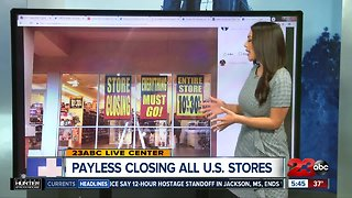 Payless begins liquidation sales