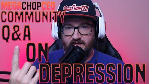 Depression, Suicide and Men's Mental Health: Community Q&A