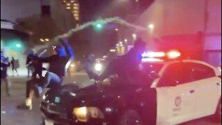 Biden's America: Antifa Riots In Cities Across The Country Over Weekend