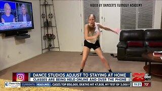KDA offers free online dance classes