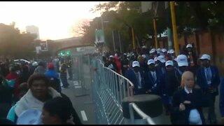 SOUTH AFRICA - Pretoria - Presidential Inauguration at Loftus Versveld (Videos) (8qB)