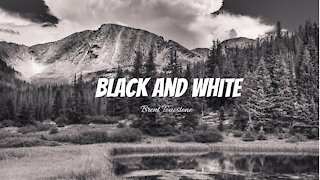 Landscape Photography Editing Black and White Tutorial