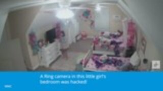 Little Girl's Ring Camera Hacked