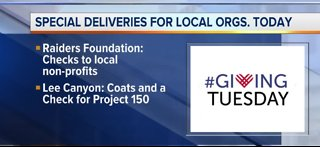 Nov. 27 is Giving Tuesday