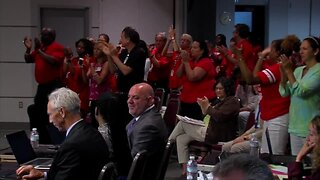 Teachers fight for funding continues