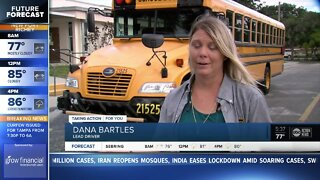 Pinellas County schools looking for full-time bus drivers