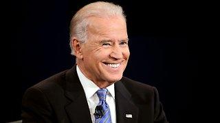 Joe Biden Says He Doesn't Recall 'Inappropriate' Kiss