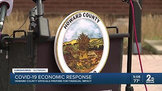 Howard County officials prepare for financial impact from COVID-19