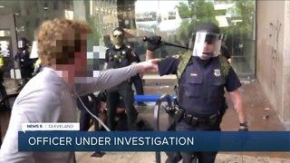 Cleveland officer under investigation