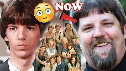 THE WALTONS CAST 👨👩👦👧 THEN AND NOW 2021