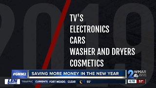 Saving money in 2019