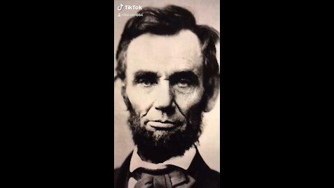 I am Lincoln and I am abundant.