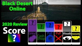 Black Desert Online Review 2020