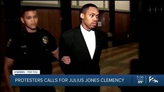 Black Lives Matter calls for Julius Jones clemency