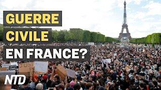 20 généraux alertent contre une guerre civile en France; Qui sera le colistier de Trump en 2024?
