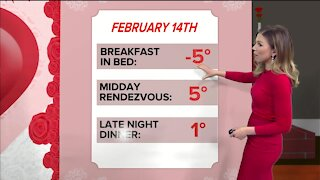 Dangerously cold temperatures continue Sunday