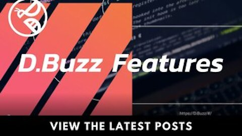 D.Buzz Features: View The Latest Posts