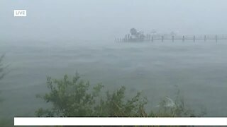 Conditions worsen in Manatee County due to Tropical Storm Eta