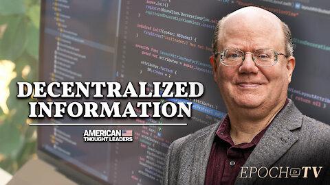 Larry Sanger: Wikipedia Co-Founder Larry Sanger's Vision for Decentralized Information | CLIP